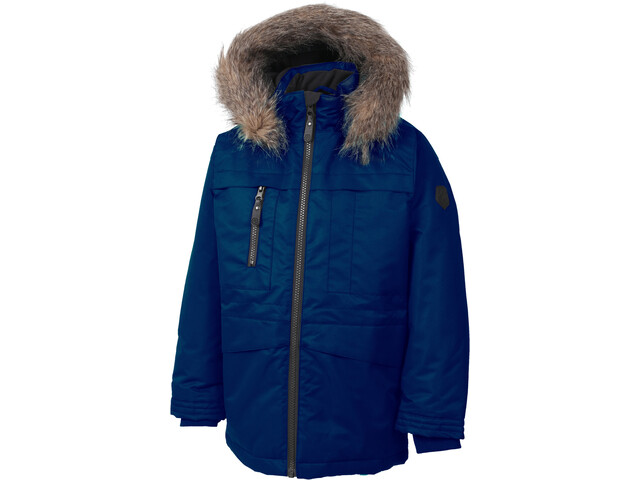 Color Kids Kalata Parka acolchada Niños, estate blue